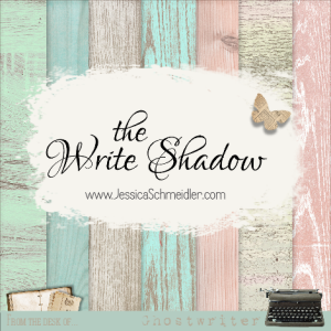 From the desk of... Ghostwriter
